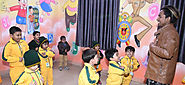 Find out about the best pre school in Patna- Junior DPS Patna