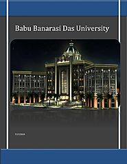 Choose One of The Best University In Lucknow