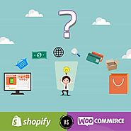 Which platform is better for eCommerce - WooCommerce or Shopify ?