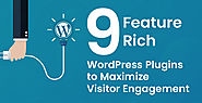 Top 9 WordPress Plugins To Maximize Engagement on Website - KrishaWeb