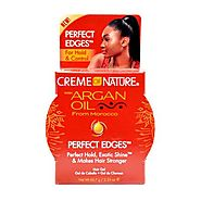 Buy creme of nature argan oil perfect edges control Online