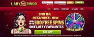 Play Best Online Slot Games on Lady Love Bingo UK - Mohit Sharma | Launchora