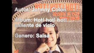 Merecumbe - Johnny Colon - YouTube