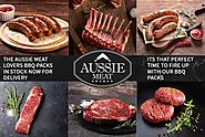 Aussie Meat - BBQ Packs