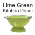 Lime Green Kitchen Decor 2014
