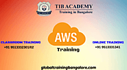 AWS Training in Bangalore | Best AWS Training Institutes in Bangalore