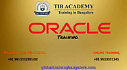 Best training institute in Bangalore for Oracle | Oracle training in Bangalore