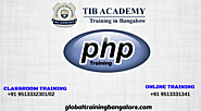PHP training in Bangalore | Best PHP training institutes in Bangalore