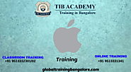 iOS training in Bangalore | Best iOS training institute in Bangalore
