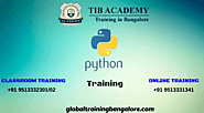 Python Training in Bangalore | Best Python Training Institutes in Bangalore