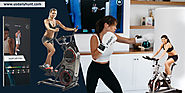 New technology - 5g smart gym for your body fitness