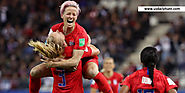 Football-US scoring record in emphatic Women's World 2019