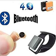 Undetectable Range of Spy Bluetooth for Exam in Patna