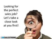 A Seven Point Checklist for a Sales Interview -