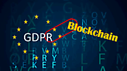GDPR Compliance vs BlockChain Debate - Things that you must know