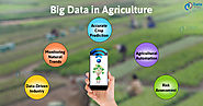 Big Data sets the tone for Agriculture Transformation! Check How? - DataFlair