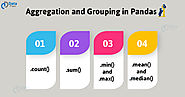 Aggregation and Grouping in Pandas explained by Experts - DataFlair