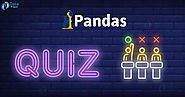 Python Pandas Quiz - Gain Expertise in Just 2 Minute 5 Seconds - DataFlair