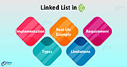 Linked List in C - Fascinating Tactics that will improvise your skills - DataFlair