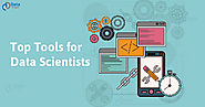 Top 10 Tools that are shaping the Future of Data Scientists - DataFlair