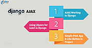AJAX in Django - Learn How it Works using jQuery! - DataFlair