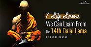 7 Life Lessons We Can Learn From The 14th Dalai Lama