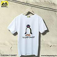 Buy Customized T-shirt Online India @ Beyoung