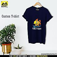 Buy Amazing Customized T-shirt Online @ Beyoung
