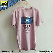 Best T Shirt Printing Online India at Beyoung