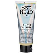 TIGI Bed Head Dumb Blonde Reconstructor for After Highlights - Cosmetize