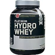 Platinum hydro whey protein isolates vanilla 3.5 lbs 40 servings
