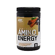 Optimum nutrition amino energy cafe series | ON amino energy cafe series