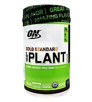 Optimum Nutrition Gold 100% plant protein chocolate flavor