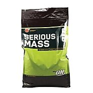 ON Serious Mass weight gainer - Strawberry flavor