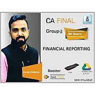 CA Jai Chawla-CA Final FR Pen Drive Classes |Lecturewala.Com