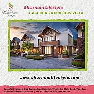 Large Villas with Larger Lifestyle.