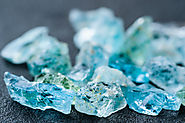 Aquamarine for Pisces