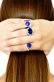 Tanzanite for Sagittarius