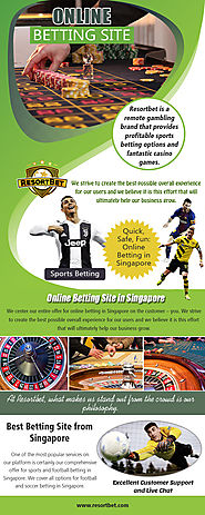 Online Betting | Call - 65 8651 6850 | resortbet.com