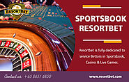 Sportsbook Resortbet | Call - 65 8651 6850 | resortbet.com