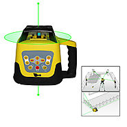 Purchase Green Beam Laser Level and Rotary Laser Level