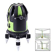 Use Green Laser Level for Construction Projects to Enjoy Better Accuracy