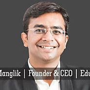 Rohit Manglik: A Passionate Educationist Bridging Education and Technology and Renovating Education Industry | The Kn...