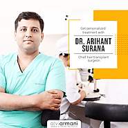 Get Personalized Treatment with DR ARIHANT SURANA