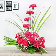 Send flowers to pune online By Yuvaflowers