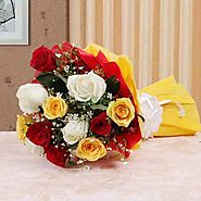 Send Flowers to Bhopal and get same day delivery- Yuvaflowers