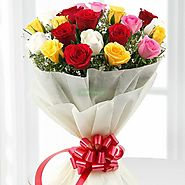 Send Flowers to Bangalore from the best Florist YuvaFlowers