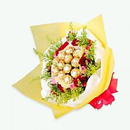 Send Gifts to Lucknow Price Starts From 499 Only - YuvaFlowers