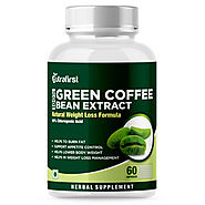 Buy Green Coffee Extract Capsules Online