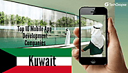Mobile App Development Companies In Kuwait | Top App Developers Kuwait